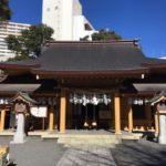 小梳神社(おぐしじんじゃ)・静岡県静岡市葵区紺屋町