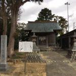 元宮天神社・静岡県磐田市見付元天神