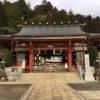 大山阿夫利神社(おおやまあふりじんじゃ)・神奈川県伊勢原市大山