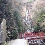洒水の滝(しゃすいのたき)(日本の滝百選)・神奈川県足柄上郡山北町