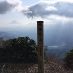 篠井山(1394.4m)・山梨県南巨摩郡南部町福士