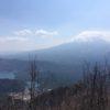 王岳(1623m) 三方分山(1421m) 精進山(1409m) 五湖山(1340m)・縦走