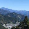 高知山(595m)・静岡県榛原郡川根本町水川