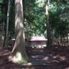 白羽山之神社(しろはやまのじんじゃ)・静岡県榛原郡川根本町水川