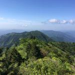 竜頭山(1352.1m) 天神山(1260m) ラクダ山(1216m) 大高遠山(1295.8m)・秋葉山奥之院 秋葉古道
