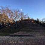 京見塚公園・一等三角点(上野巳新田)・静岡県磐田市国府台