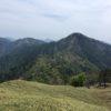黒法師岳(2068.1m)・バラ谷ノ頭(2010m)・麻布山(1685.7m)・前黒法師山(1782.3m)
