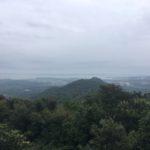 嵩山(170.7m)・太平洋 ⇄ 湖西連峰 県境ウォーク