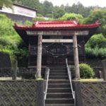 伊砂 諏訪神社・静岡県浜松市天竜区伊砂