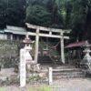 渡ヶ島 諏訪神社・浜松市天竜区渡ヶ島