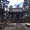 椎ケ脇神社(しいがわきじんしゃ)・浜松市天竜区二俣町鹿島