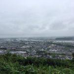 阿知ヶ谷アルプス・白岩寺山(160m) 地蔵山(184m) 金谷沢山(170m) 八幡山(159m)