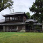 島田宿大井川川越遺跡・旧桜井家(島田市博物館)