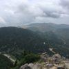 草津白根山 横手山(2304m) 芳ヶ平湿原