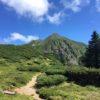 上河内岳(2803m) 茶臼岳(2604m) 希望峰(2504m) 仁田岳(2525m)