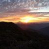 光岳(2591m) イザルガ岳(2540m) 易老岳(2354m)・易老渡より