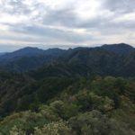 鞍掛山(883m) 岩古谷山(799m)・塩津温泉 周回