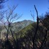 灰縄山(1436.8m) 京丸山(1469.5m) ボンジ山(1293.1m)・勝坂