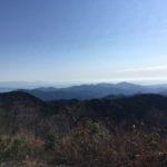 大鈴山(799.5m) インノ山(834m) 洞山(869.26m) 大久保山(570m)