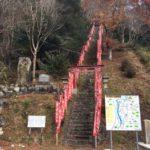 菅原神社(天神山 193m)(中久津山 217m)・新城市大野字柿田