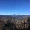 見月山(1046.68m) 俸沢山(972m) 大篠山(904m) 大段山(692.95m)