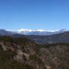 参謀本部山(952.8m) 大岳(1108.6m)
