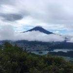 黒岳(1792.68m) 釈迦ヶ岳(1641m) 大栃山(1414.96m) 神座山(1474.29m)